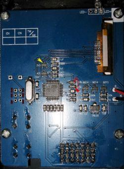 Testery elementów oparte na ATMega