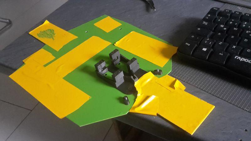 Budowa samochodu rc od podstaw, ze starych gratów oraz tego co już mam.