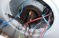 Czym odkr�ci� grza�k� w termie Elektromet WJ-80?
