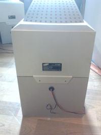 Samsung PS940E demontaż kolumn