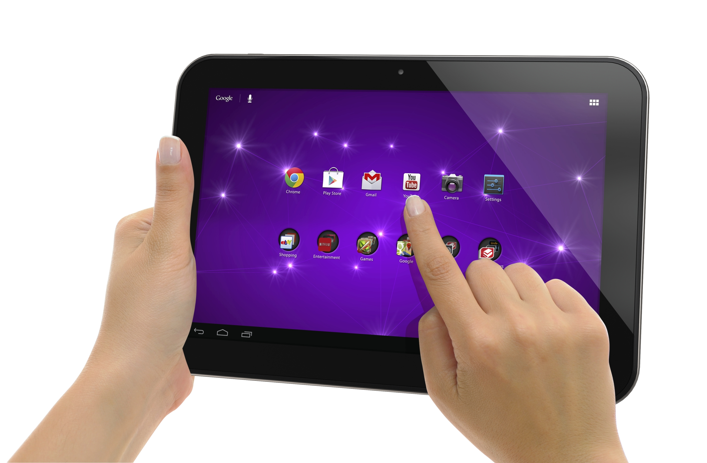 Toshiba Excite 10 SE - 10-calowy tablet z Android Jelly Bean