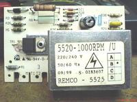 Pralka Indesit WGS838TX-Brak obrotów silnika