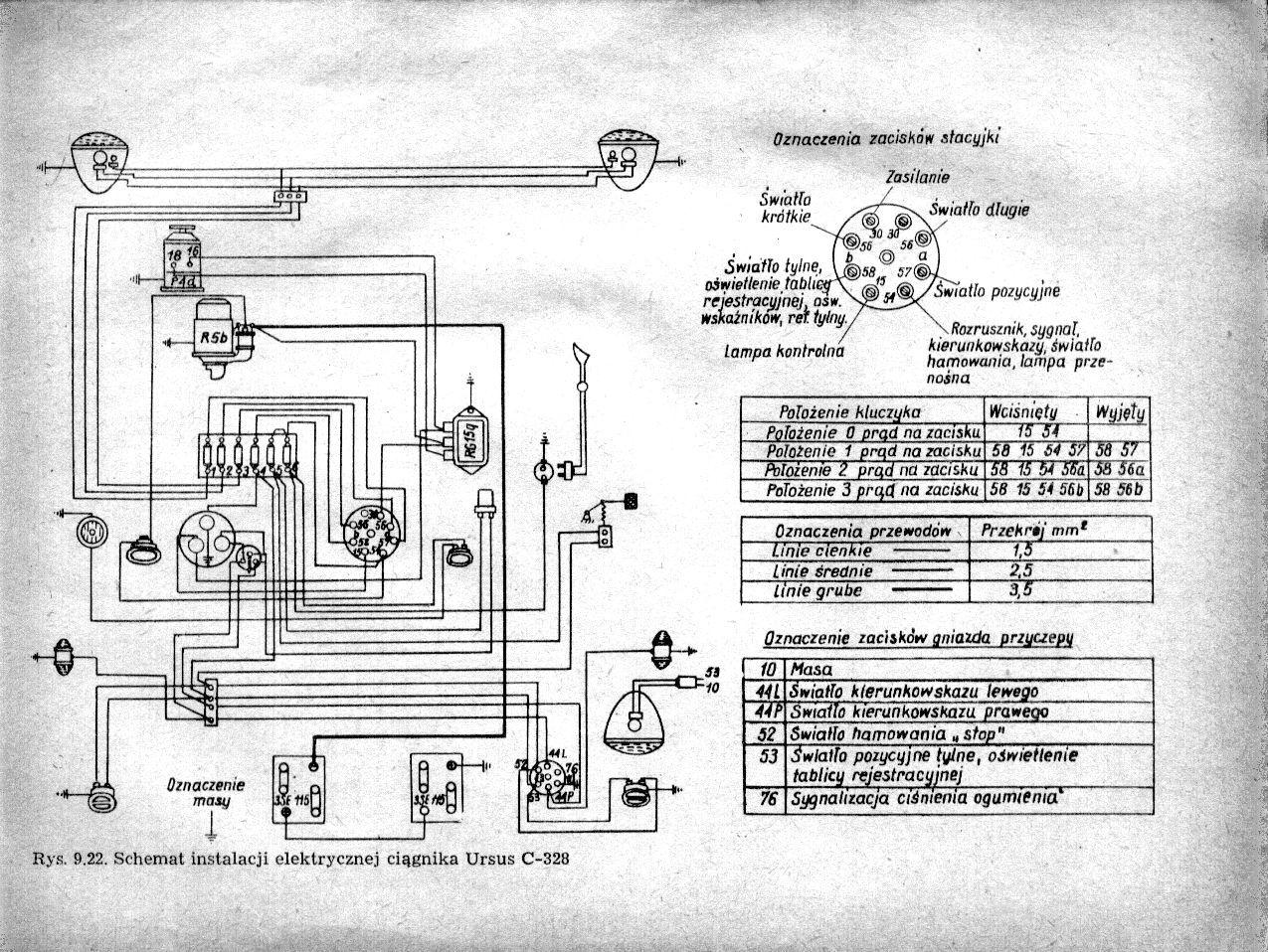 Schemat Instalacji Elektrycznej C 360 3p