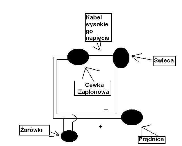 Regulator ładowania akumulatora do silnika rowerowego.