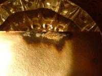 Kuchenka mikrofalowa - uszkodzony magnetron i płytka mikowa