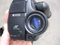 Kamera RIKOH R66 uszkodzona, sprzedam