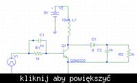 Latarka LED na projekt (zaaw. wersja,schmitt + pompowanie V)