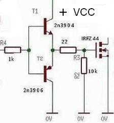 Układ CD4093 harmoniczne?