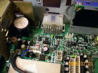 pioneer deh p945r,odwrotnie działa automatyczna antena.