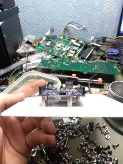 Monski Pong na Arduino [Uno] w IDE Processing