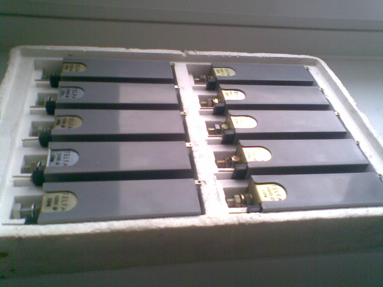 [Sprzedam]Liczniki telefoniczne TELFA 1000 Om;48VDC