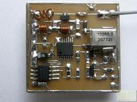 Mikrofon bezprzewodowy z funkcją VOX