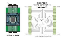 XGecu T56 Universal Programmer - nowy programator producenta TL866