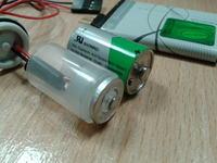 Dana Diabecare R - Akumulator 3.6V zamiast oryginalnej baterii