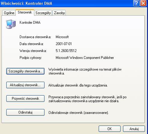 g45gcm5-f v2 - Konflikt sprzętowy Intel(R) N10/ICH7 Family SMBus Controller - 27