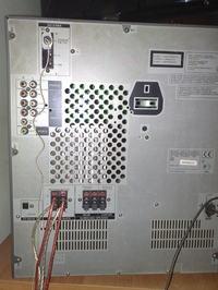 Wieża LBT-XB800AV <--> komputer
