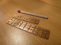 Miniaturowa sonda logiczna z wykrywaczem szpilek
