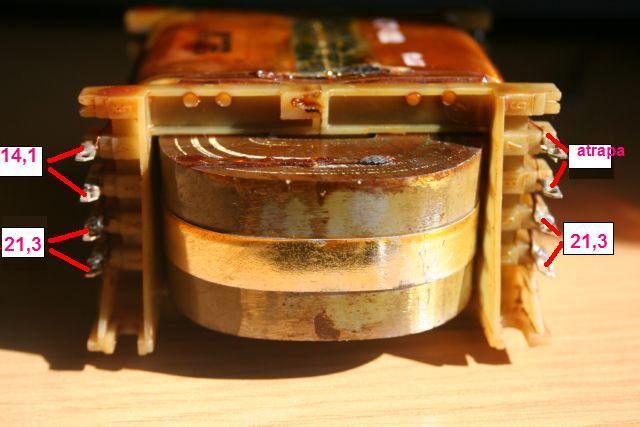 Transformator TS 120/13 - jak pod��czy�?