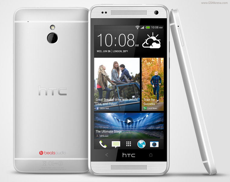"HTC One mini - smartphone z 4,3"" S-LCD2, Snapdragon 400 i kamer� UltraPixel"