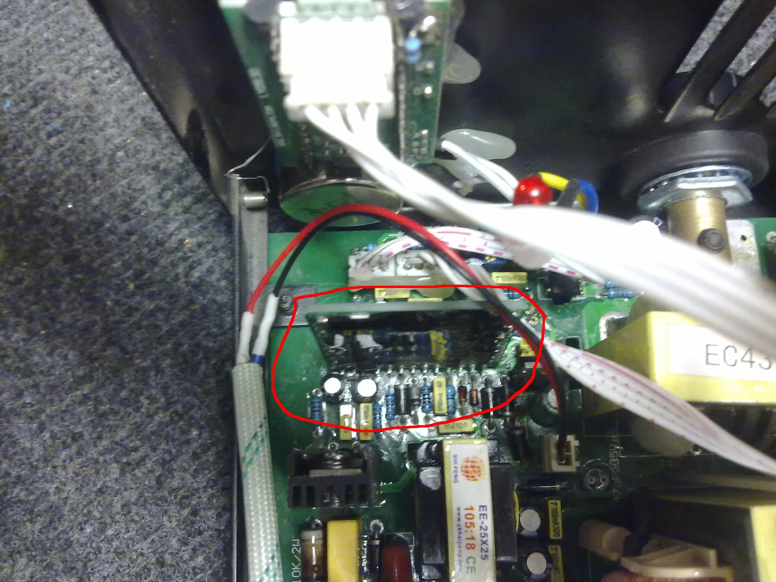 Spawarka Schwarzbau  ARC-200 �wieci dioda przegrzania