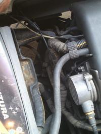 Opel Astra II 2.0 DTL 82km - Znikaj�cy olej.