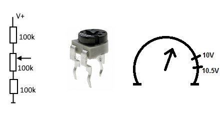 Zabezpieczenie przed nadmiernym rozładowaniem akumulatora #25 edu elektroda.pl