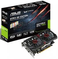 Asus Strix GeForce GTX 750 Ti OC - nowa karta graficzna ch�odzona p�pasywnie