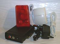 podłączenie akumulatora do niefirmowego alarmu