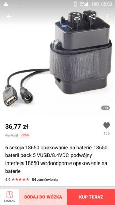 Jakie akumulatory do tego pudełka