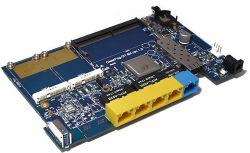 ClearFog GT 8K - jednopłytkowy komputer z ARMADA A8040 i 6 portami LAN
