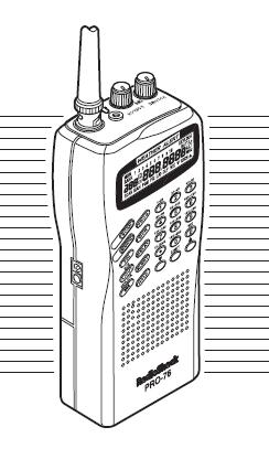radio shack pro 90 manual