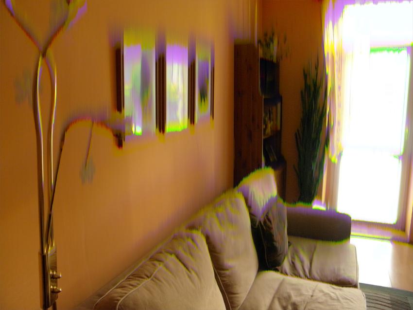 Olympus SP-600UZ - dziwne kolory, rozmazany obraz.