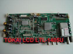 Flash dump TV LCD ANSONIC 24 TFT Min: HK-7050-CI-V3.04B