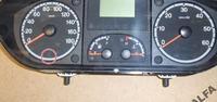 Fiat Ducato Multijet 120 -świeci kontrolka czujnika którego nie ma?