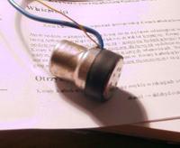 Rozpoznanie starej wkładki mikrofonowej
