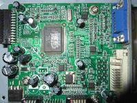 NEC LCD175VXM+ - zanikanie, rozmywanie się obrazu zmiana kolorów