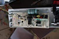 Mikrofalówka Sharp model R-240 - Zepsuty wyłącznik otwierania drzwi