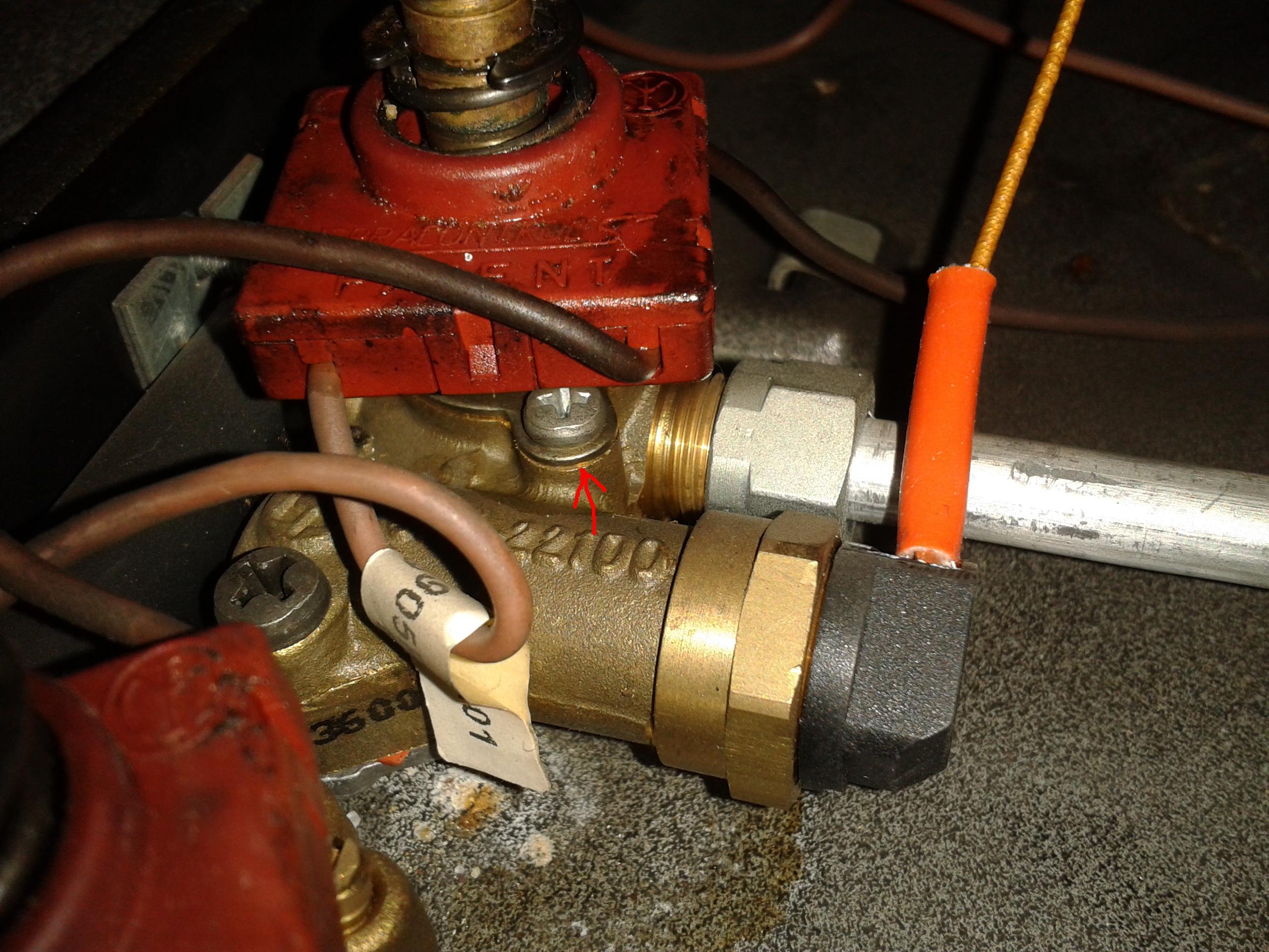 AMICA PMG 2.0 ZpZtR kuchenka g - Wymiana termopary z 1 przewodem na 2 przewodow�