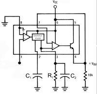 LM2917 - Stabilizacja obrotów pompy