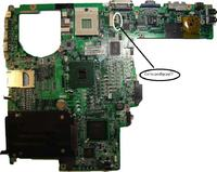 Fujitsu-Siemens Amilo Pro V8010d w rozsypce