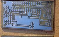 Licznik częstotliwości do 500 MHz na Atmega 48.