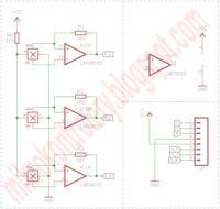 Silnik BLDC oznaczenie wyprowadzeń czujników halla