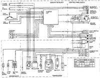 Problem z zapłonem agregatu prądotwórczego Hondy.