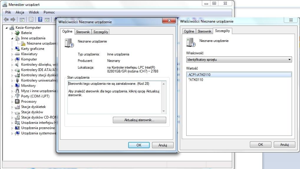 Microsoft acpi driver windows 10
