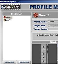 Game Cam 2.6.1 - nagrywaj filmy z gier
