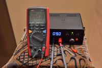 Zasilacz na LM350 z predefiniowanymi napięciami