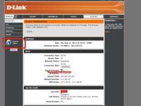 Router d link dwr-921 b��d z po��czeniem