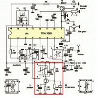 Budowa generatora sygna�u zegarowego 28.375 MHz