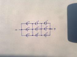 Łączenie ogniw 18650 szeregowo i równolegle na raz