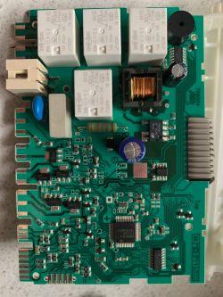 Bosch SRV55T43IU - Nie włącza się